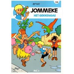 Jommeke - reclameuitgaven Story - B29 Het gekkengas (133) - herdruk 2017