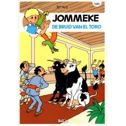 Jommeke - reclameuitgaven Story - B32 De bruid van El Toro (141) - herdruk 2016