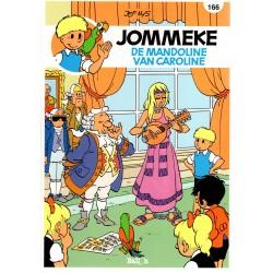 Jommeke - reclameuitgaven Story - B41 De mandoline van Caroline (166) - herdruk 2017