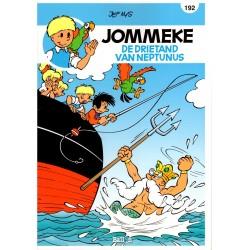 Jommeke - reclameuitgaven Story - B48 De drietand van Neptunus (192) - herdruk 2017
