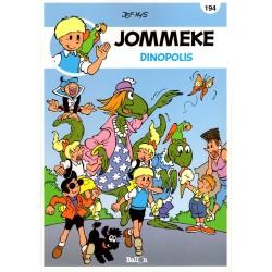 Jommeke - reclameuitgaven Story - B49 Dinopolis (194) - herdruk 2016