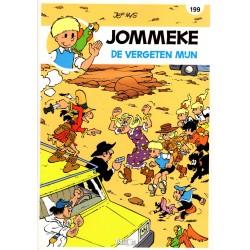 Jommeke - reclameuitgaven Story - B50 De vergeten mijn (199) - herdruk 2016
