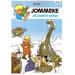 Jommeke - reclameuitgaven Story - B52 De laatste viking (216) - herdruk 2017