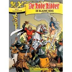 De Rode Ridder - 208 De blauwe heks - herdruk - nieuwe cover