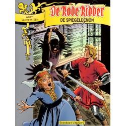 De Rode Ridder - 221 De spiegeldemon - herdruk - nieuwe cover