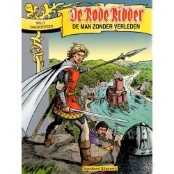 De Rode Ridder - 217 De man zonder verleden - herdruk - nieuwe cover