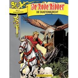 De Rode Ridder - 222 De duisterburcht - herdruk - nieuwe cover