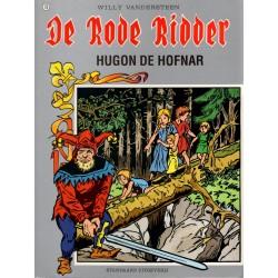 De Rode Ridder - 023 Hugon de hofnar - herdruk - grijze cover, gelijmd