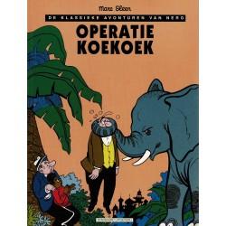 Nero - 032 Operatie koekoek - herdruk 2001 - De klassieke avonturen van Nero (in zwart-wit)