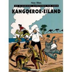 Nero - 041 Kangoeroe-eiland - herdruk 2002 - De klassieke avonturen van Nero (in zwart-wit)