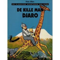 Nero - 045 De dille man Djaro - herdruk 2003 - De klassieke avonturen van Nero (in zwart-wit)