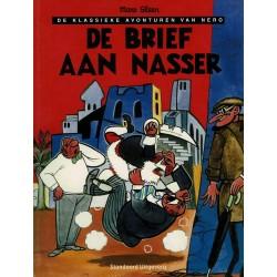 Nero - 047 De brief aan Nasser - herdruk 2003 - De klassieke avonturen van Nero (in zwart-wit)