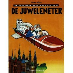 Nero - 048 De juweleneter - herdruk 2003 - De klassieke avonturen van Nero (in zwart-wit)
