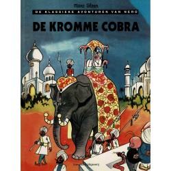 Nero - 049 De kromme cobra - herdruk 2004 - De klassieke avonturen van Nero (in zwart-wit)