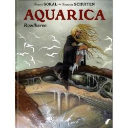 Aquarica - Roodhaven - hardcover - eerste druk 2018