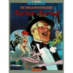 Collectie Charlie - 034 New York - New York! - eerste druk 1989