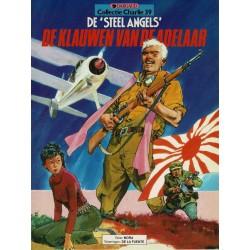 Collectie Charlie - 039 De klauwen van de Adelaar - eerste druk 1990