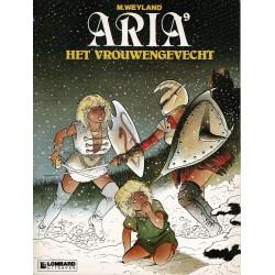 Aria - 009 Het vrouwengevecht - eerste druk 1987 - Lombard uitgaven