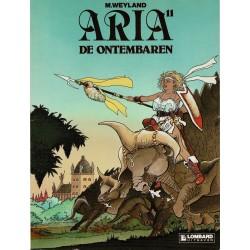 Aria - 011 De ontembaren - eerste druk 1988 - Lombard uitgaven