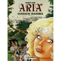 Aria - 012 Ianesch-Handra - eerste druk 1989 - Lombard uitgaven