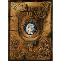Aria - 017 De tuin van Satan - eerste druk 1995 - Spotlight uitgaven