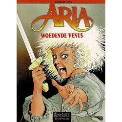 Aria - 018 Woedende Venus - eerste druk 1996 - Spotlight uitgaven