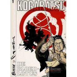 Kogaratsu - 001 De bloedlotus - herdruk