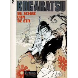 Kogaratsu - 002 De schat van de Eta - herdruk