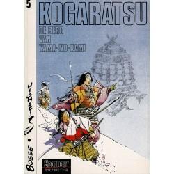 Kogaratsu - 005 De berg van Yama-no-Kami - herdruk
