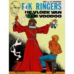 Rik Ringers - 037 De vloek van de voodoo - eerste druk 1983 - Lombard uitgaven