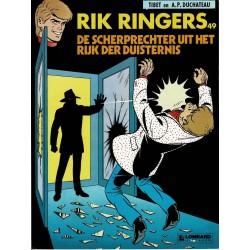 Rik Ringers - 049 De scherprechter uit het rijk der duisternis - eerste druk 1991 - Lombard uitgaven