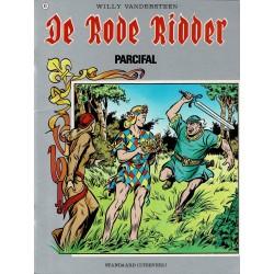 De Rode Ridder - 043 Parcifal - herdruk - grijze cover, geniet