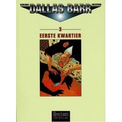 Dallas Barr - 003 Eerste kwartier - eerste druk 1998