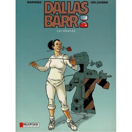 Dallas Barr - 006 Sarabande - eerste druk 2005