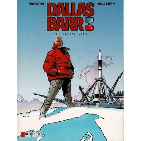Dallas Barr - 007 De laatste wals - eerste druk 2005