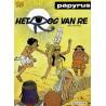 Papyrus - 018 Het oog van Re - eerste druk 1995