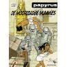 Papyrus - 019 De moorddadige mummies - eerste druk 1996