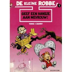 De kleine Robbe - 001 Geef een handje aan mevrouw! - eerste druk 1990