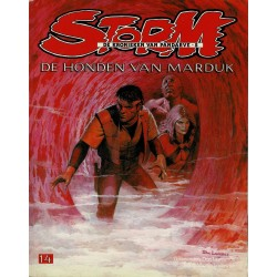 Storm - 014 De honden van Marduk - eerste druk 1985 - Oberon uitgaven