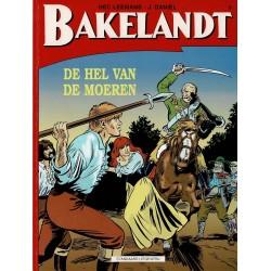 Bakelandt - 008 De hel van de Moeren - herdruk - Standaard Uitgeverij