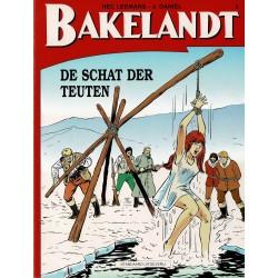 Bakelandt - 009 De schat der Teuten - herdruk - Standaard Uitgeverij