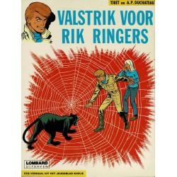 Rik Ringers - 005 Valstrik voor Rik Ringers - herdruk - Lombard uitgaven