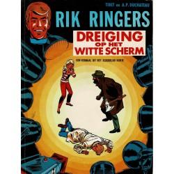 Rik Ringers - 007 Dreiging op het witte scherm - herdruk - Lombard uitgaven