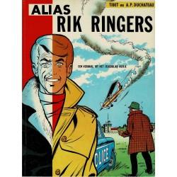 Rik Ringers - 009 Alias Rik Ringers - herdruk - Lombard uitgaven