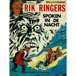 Rik Ringers - 012 Spoken in de nacht - herdruk - Lombard uitgaven