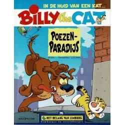Billy the Cat - Poezenparadijs - De unieke stripreeks Het Belang van Limburg