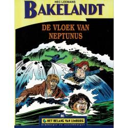 Bakelandt - De vloek van Neptunus - De unieke stripreeks Het Belang van Limburg