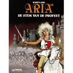 Aria - 013 De stem van de profeet - eerste druk 1990 - Lombard uitgaven