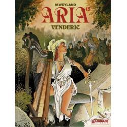 Aria - 015 Venderic - eerste druk 1992 - Lombard uitgaven