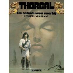 Thorgal - 005 De schaduwen voorbij - eerste druk 1983